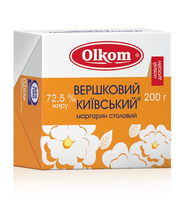 Вершковий Київський 72,5 %