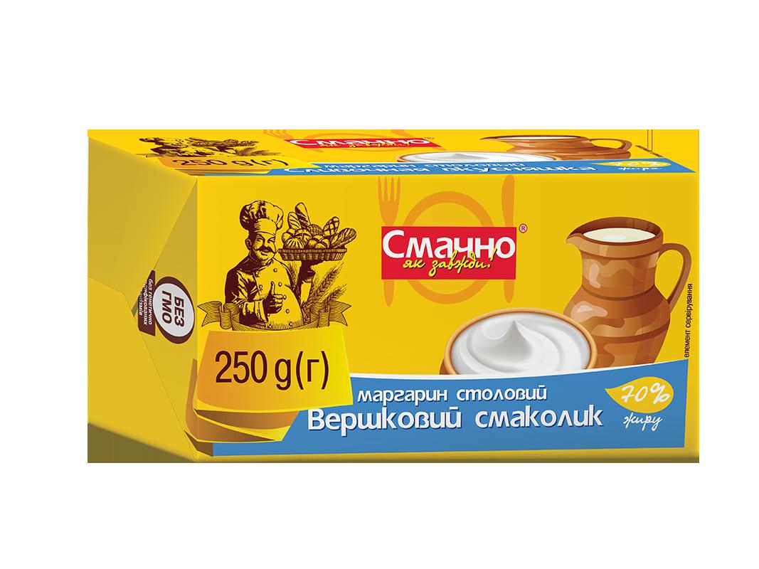 Vershkovyi Smakolyk 70 %