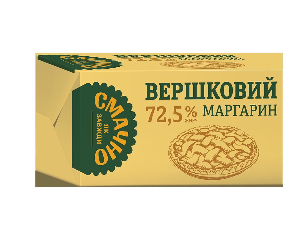 Сливочный 72,5 %