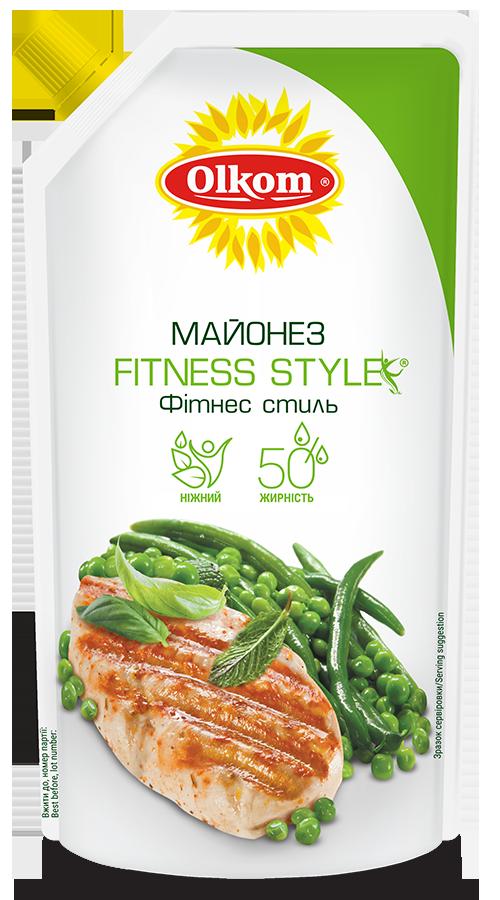 Fitness Style 50 % mayonnaise