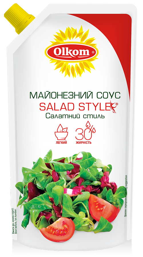 Salad Style 30 %