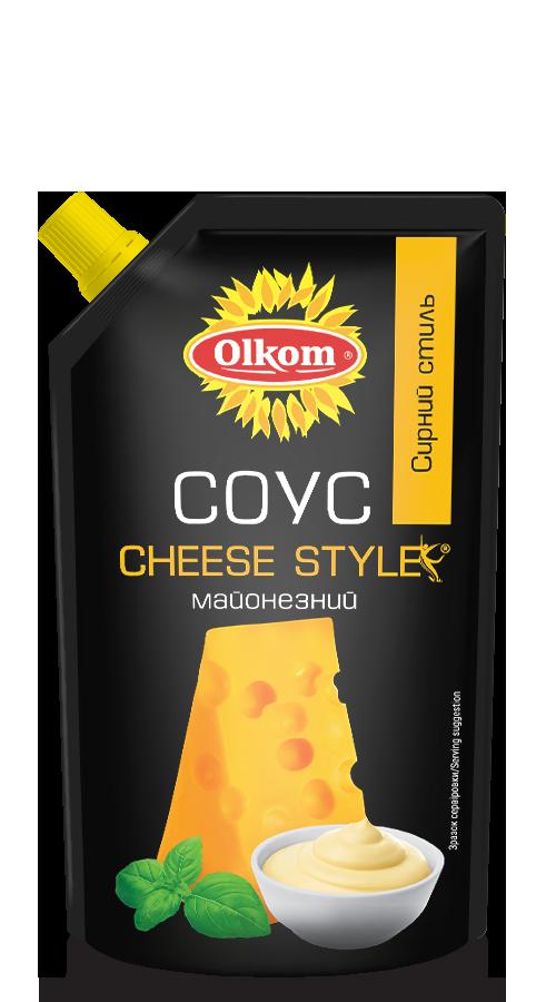 Соус Cheese Style 50 %