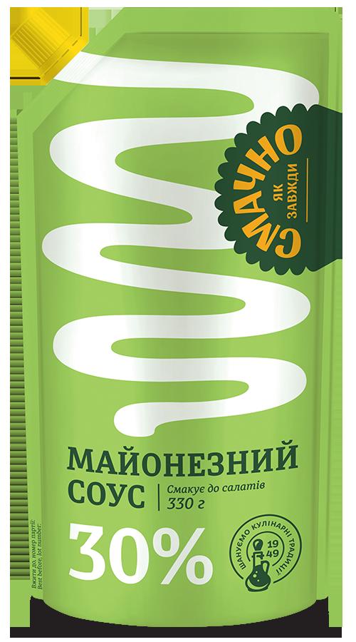 Mayonnaise sauce 30 %