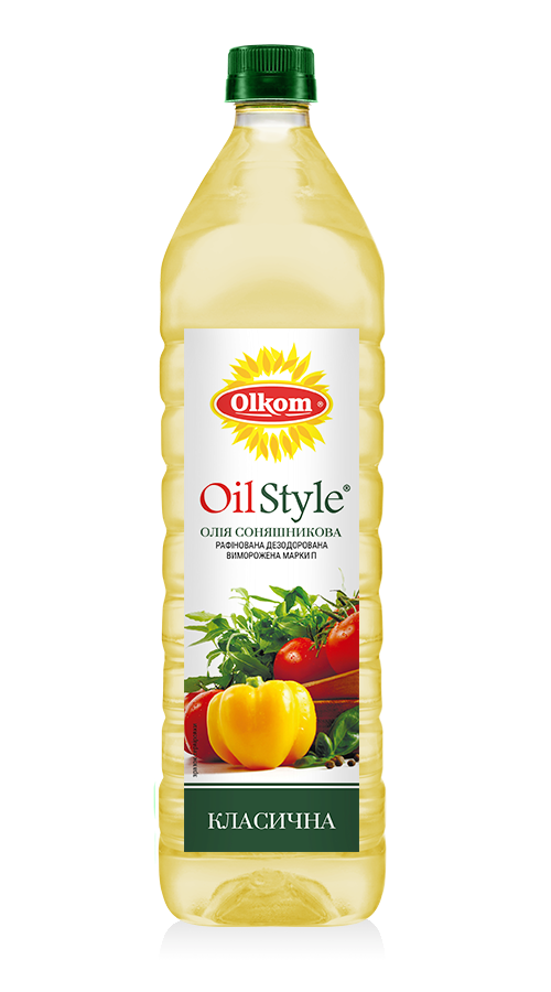 Oil Style